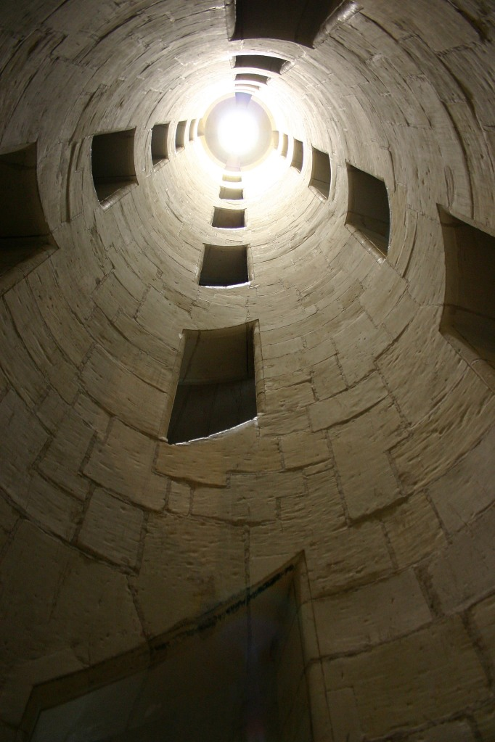 chambord_escalier2